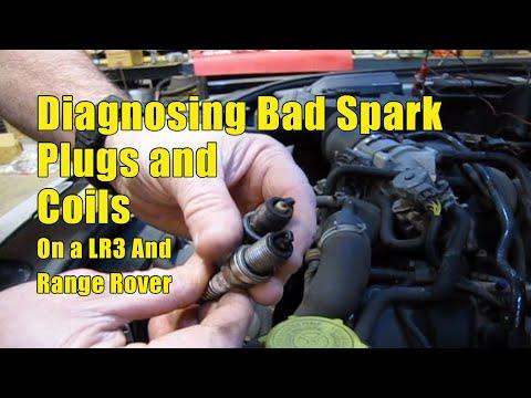 Atlantic British Presents: Diagnosing Bad Spark Plugs and Coils on LR3 2005-2008