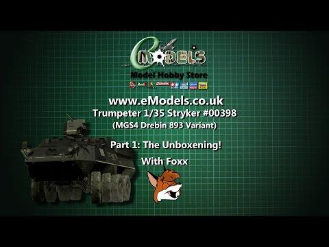 Metal Gear Solid 4: Building Drebin 893's Stryker Part 1
