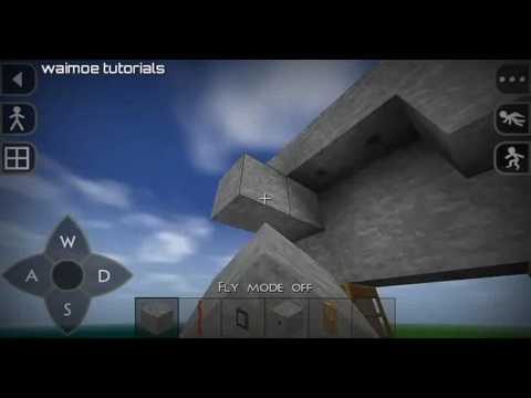 How to build automatic door in survival craft