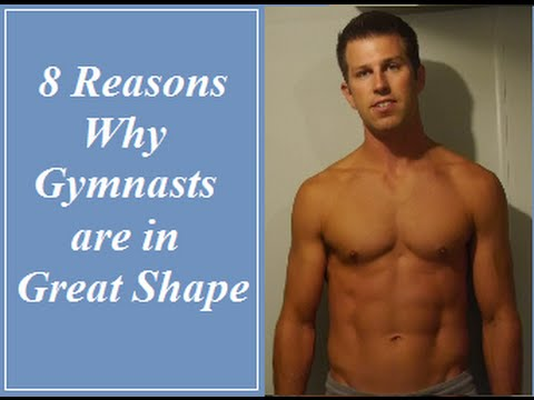 8 Reasons Why a Gymnast Body Develops Such Strong & Lean Muscles - Gymnastics Training