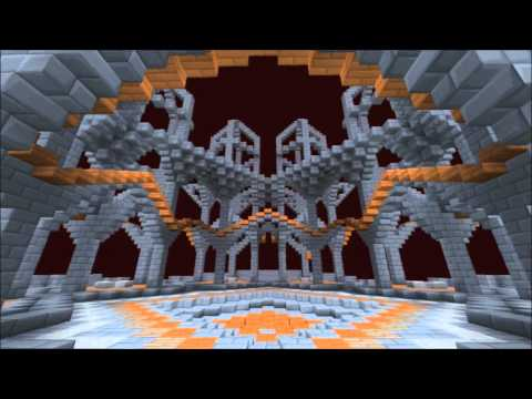 Minecraft PS4 PS3 Halloween Hide And Seek (Early Map Progress)
