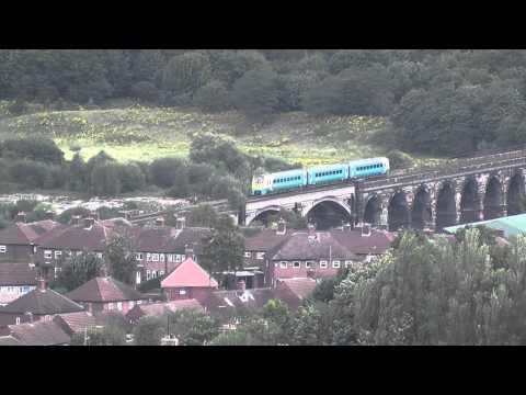 Ariva Trains Frodsham