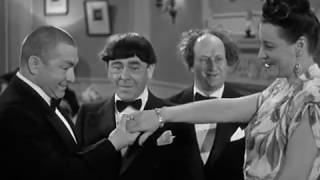 The Three Stooges - Half Wits Holiday (1947) Bangla Dubbed