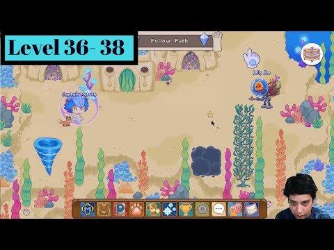 Prodigy Math Game Grade - 3 - Video 30  (Shipwreck/Bonfire Spire) Level 36 - 38