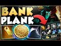 THIS BANKPLANK BUILD EARNS 6000 GOLD IN 10 MINS KLEPTO GANGPLANK TOP GAMEPLAY League Of Legends