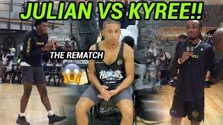 Quavo Set Up The Julian Newman Vs Kyree Walker REMATCH! Who Got BODIED!? 😡