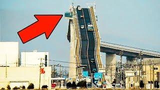 A Roller Coaster? A Bridge in Japan!