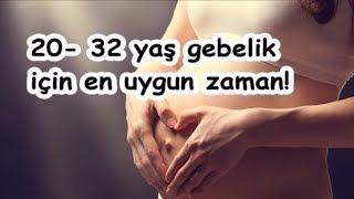 20  32 yaş gebelik için en uygun zaman!