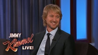 Owen Wilson Reveals What Kind of Parent He Is