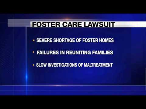 Arizona is being sued for not meeting foster care regulations