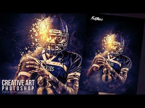 Create a Creative Art in Photoshop CC