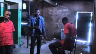 Through the night-Masvingo, Zimbabwe (behind the scenes)