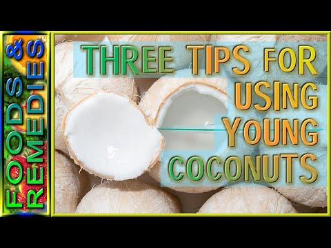 Homemade Coconut Kefir & Coconut Milk