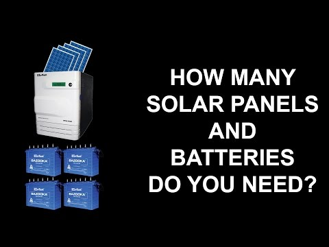Solar Rooftop System   1kW Off-Grid Solar System