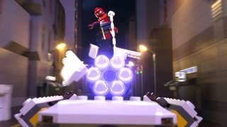 Follow the Egg! - LEGO Marvel Super Heroes - Spider Man Homecoming