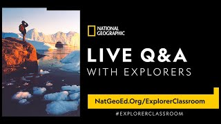 Explorer Classroom | Tour a Conservation Station with Andy Whitworth