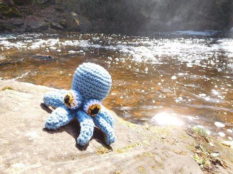 Amigurumi Crochet Octopus Tutorial