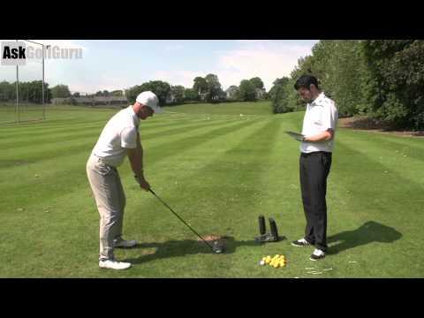 Golf Tee Shots Too Low Fix