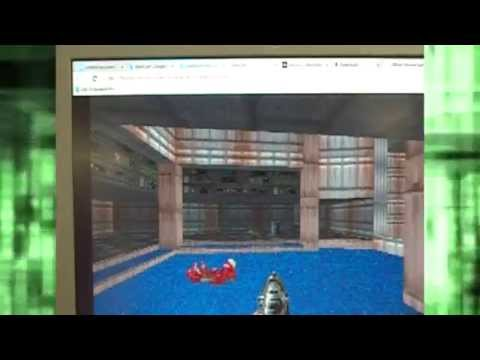 Playing DOOM on your chromebook