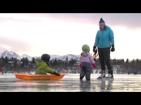 As America Freezes, It's Warmer Than You Think in Alaska