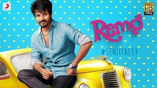 Remo - Senjitaley Lyric Video | Sivakarthikeyan, Keerthi Suresh | Anirudh Ravichander