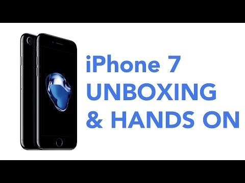 iPhone 7 in Romania, primele impresii, hands on & unboxing!