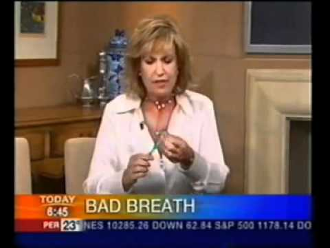 Bad Breath- about bad breath, tongue cleaning, mouth wash