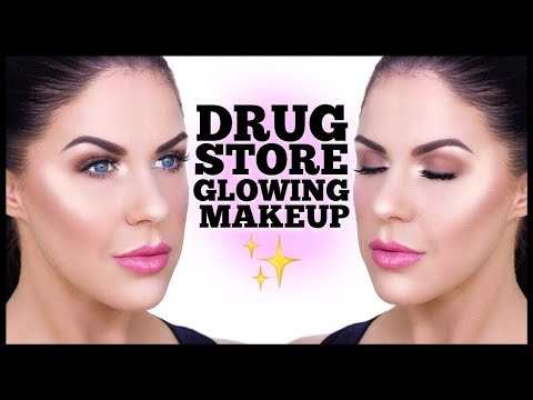 GET READY WITH ME!! | AFFORDABLE EVERYDAY GLOWING MAKEUP!!!