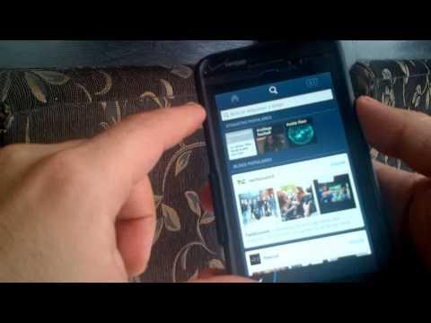 Tumblr on BlackBerry 10 (Q5, Q10, Z10, Z30)