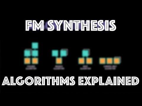 Download Yamaha DX7 FM Synthesis Tutorial | Algorithms Explained