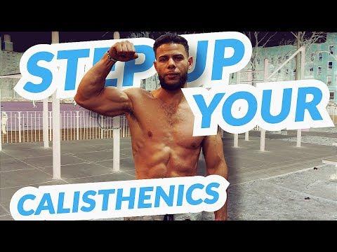 220 Reps For This Calisthenics Workout | Barstarzz