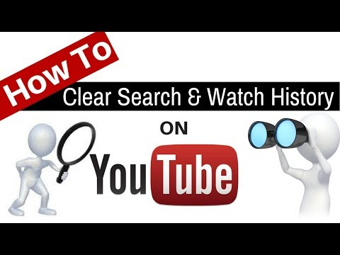 How To Clear Youtube Search And Watch History On Your Computer