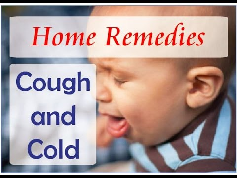 Home Remedies for Cough and Cold in Babies | Home Remedies for Cough and Cold in Children