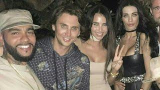 Тимати отметил день рождения с Анастасией Решетовой и друзьями в Сен-Тропе