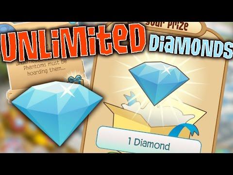 UNLIMITED DIAMONDS IN ANIMAL JAM!?
