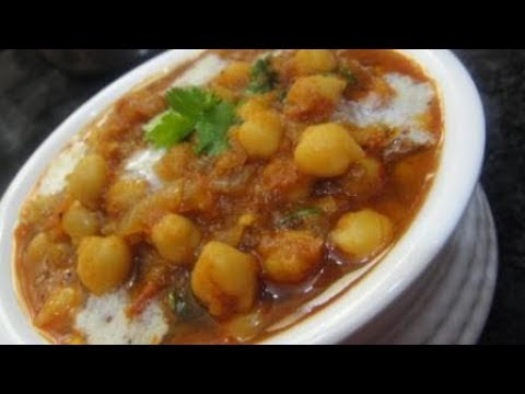 Channa Masala In Tamil | One Pot Recipe | Quick Restaurant Style Channa Masala In Tamil | Gowri