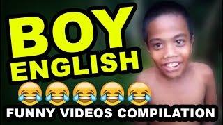 Boy English Funny Pinoy Viral Vines