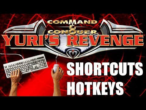 Red Alert 2 Hot keys, keyboard short cuts and techniques