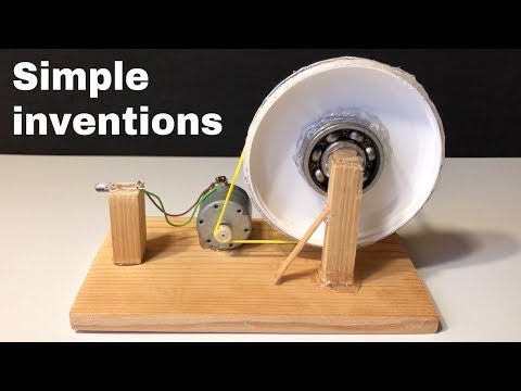 2 Brilliant ideas and AWESOME Homemade inventions