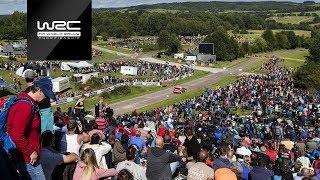 WRC - ADAC Rallye Deutschland 2018: TEASER