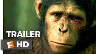 War For The Planet Of The Apes Trailer 2017 legacy Movieclips Trailers
