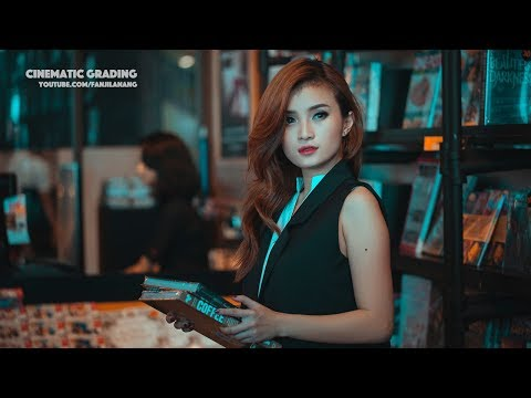 How To Cinematic GRADING Photo | Photoshop CC 2018