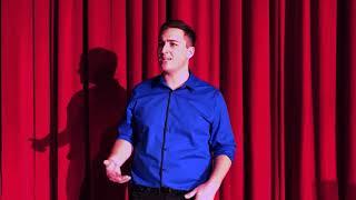 The Strength of Weak Connections | Anthony DeRita | TEDxBrownUSalon