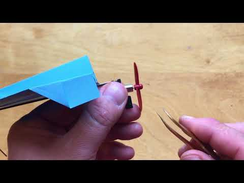 How to replace a propeller for the POWERUP 3.0 DART