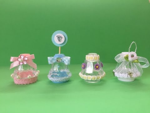 Baby Shower Party Favors (Salt Shakers)