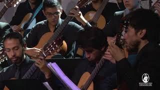 V Festival Internacional de Guitarra Clasica - Orquesta de Guitarras de La Universidad Nacional