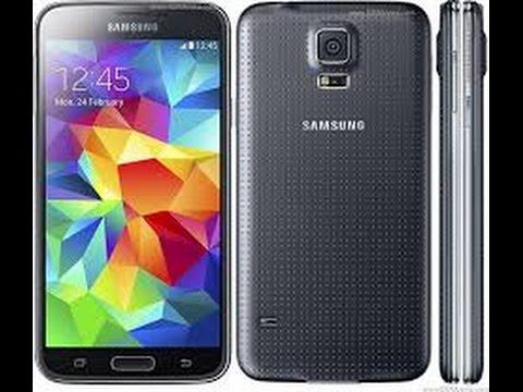 Samsung Galaxy S5 Screen Shot How To