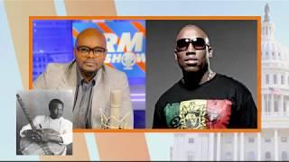 "#rmshow ""Hommage à Mory Kante"": Tiken Jah Fakoly, Mokobe, Pamela Badjogo, Mory Toure, Kerwin Mayizo"