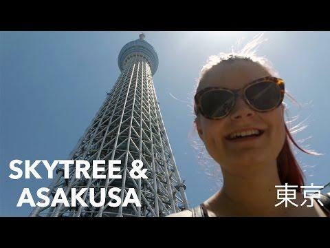 Skytree & Asakusa | Tokyo 東京