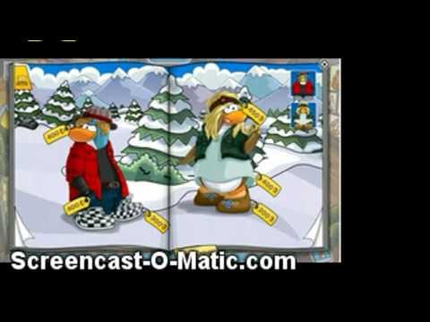 Club Penguin:Penguin Style Catalog Cheats February 2013